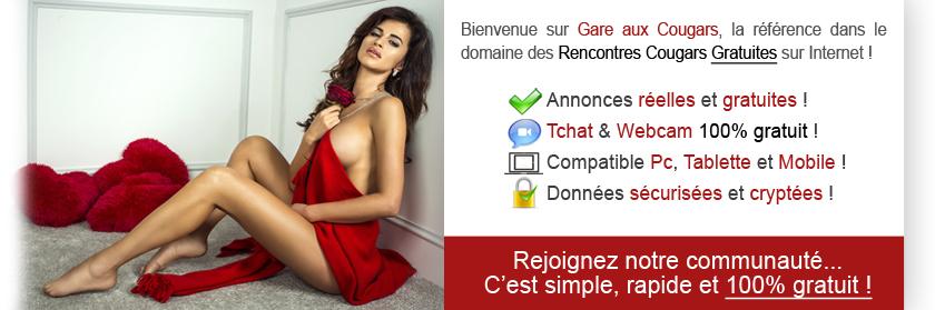 site de cougar gratuit Angers